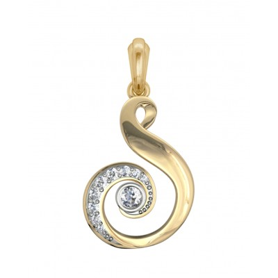 Dainty Diamond Pendant