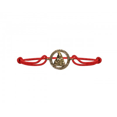 Bal Gopal Bracelet in Gold