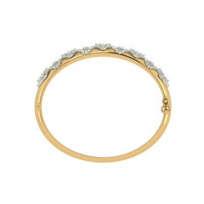 Kate diamond bracelet in 18k  Gold