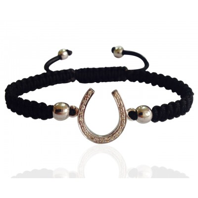 Horse Shoe Good Luck Bracelet