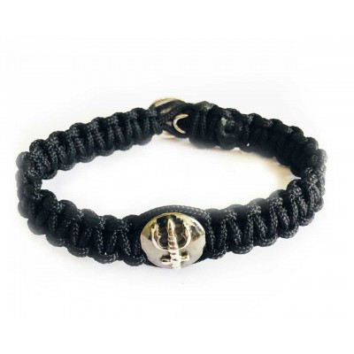 Shiv Trident Bracelet for Men