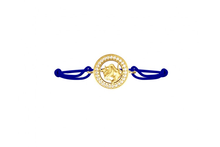 Taurus bracelet in Gold