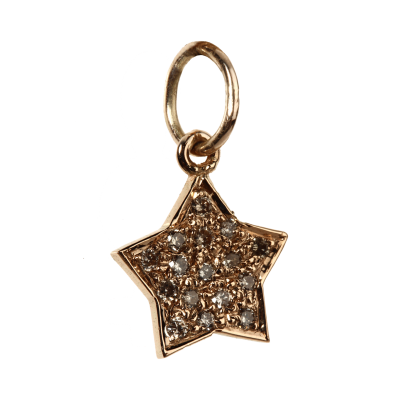 Star of My Life Charm