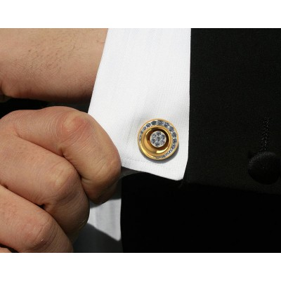 Prince Diamond Cufflinks