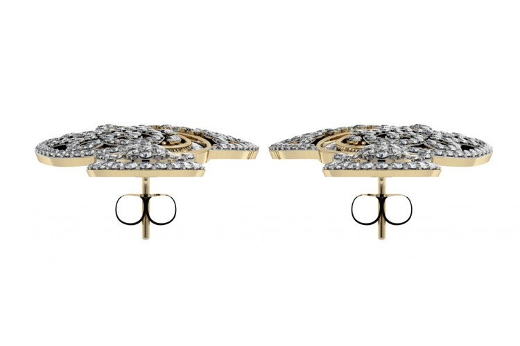 Formalwear Diamond Earrings