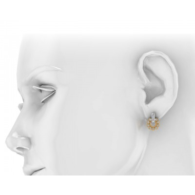 Aarchi Diamond Earrings
