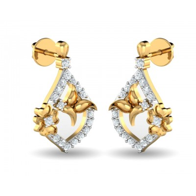 Nitya Diamond Daily wear Earrings