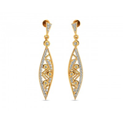 Navika Diamond Danglers