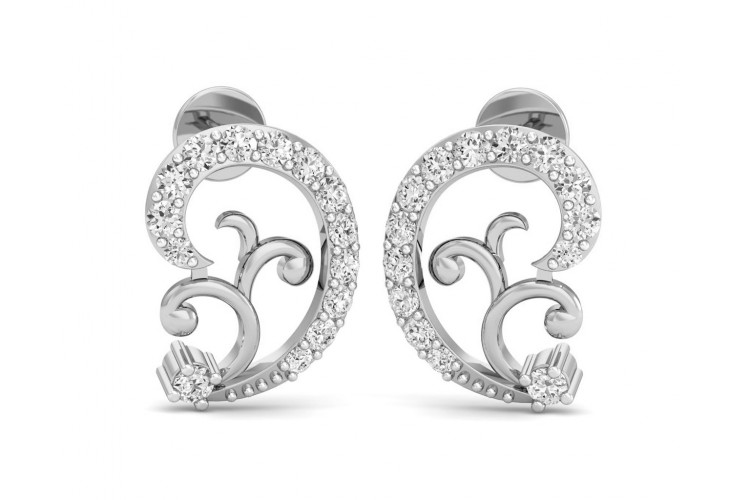 Nawra Diamond Earrings