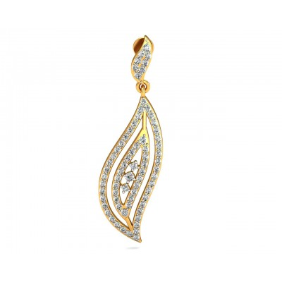 Dipti Diamond Dangle Earrings