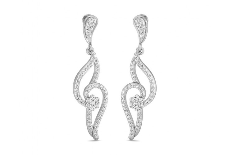 Leher Diamond Danglers