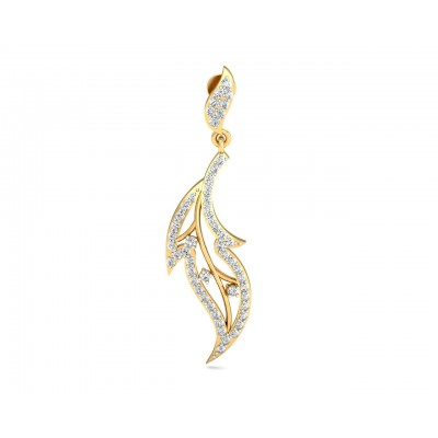 Friya Long Diamond Danglers