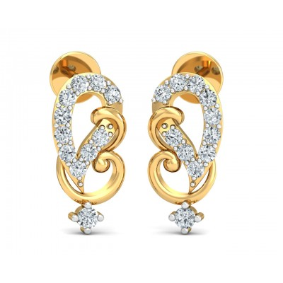 Gina Diamond Earrings