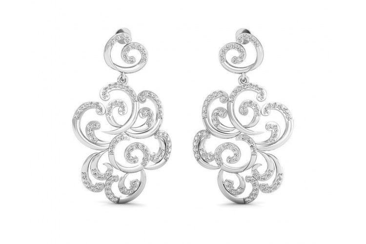 Cathy Brilliant Diamond Earrings