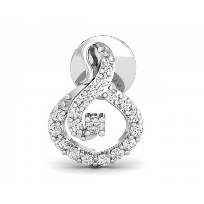 Lea Diamond Eartops