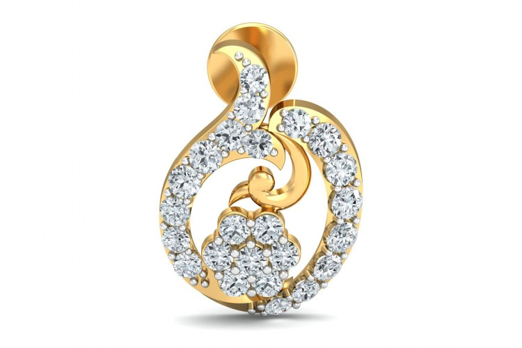 Tania Diamond Earrings