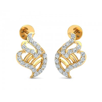 Talia Diamond Earrings
