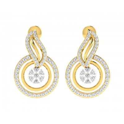 Jena Designer Diamond Earrings