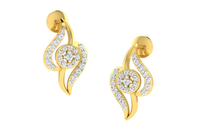 Jia Diamond Earrings
