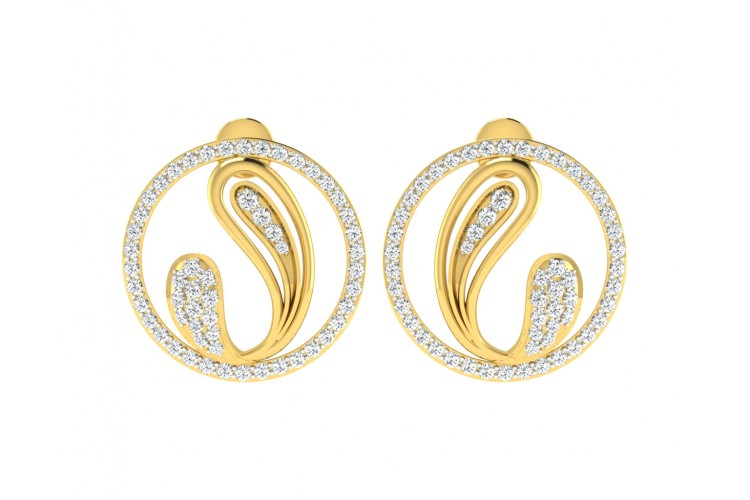 Rainie Diamond Earrings