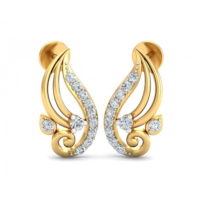 Juhi Diamond Earrings