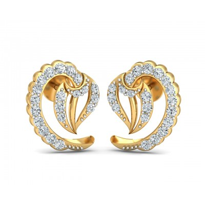 Keva Diamond Earrings