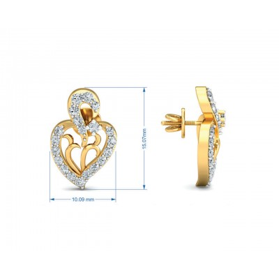 Wendi Diamond Earrings