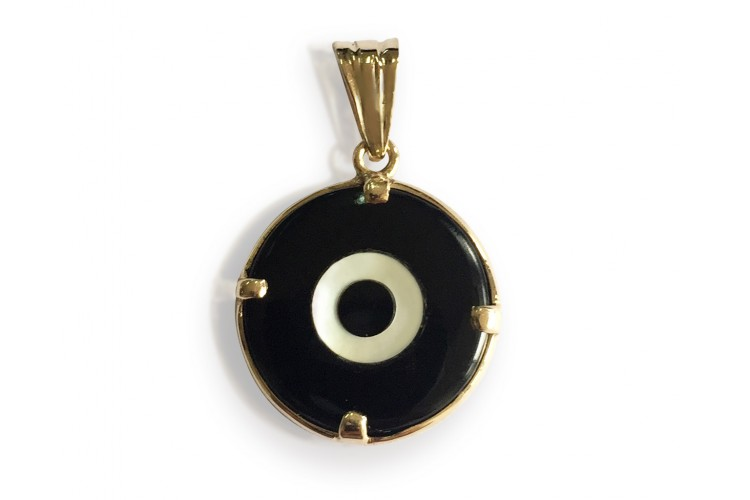 Evil Eye Pendant For Men At Jewelslane