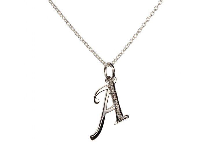 Buy alphabet a pendant with diamonds online in india at best price alphabet a pendant with diamonds aloadofball Image collections