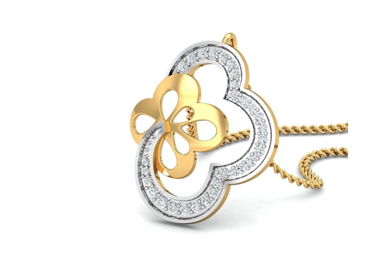 Resa Diamond Pendant