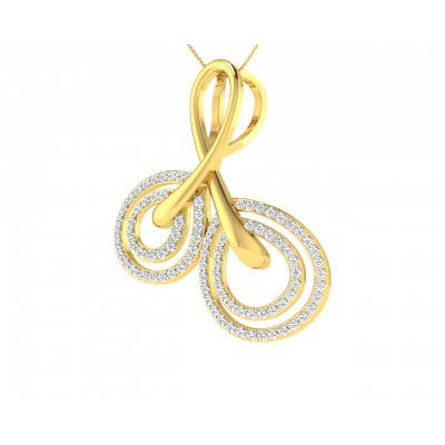 Dian Diamond Pendant