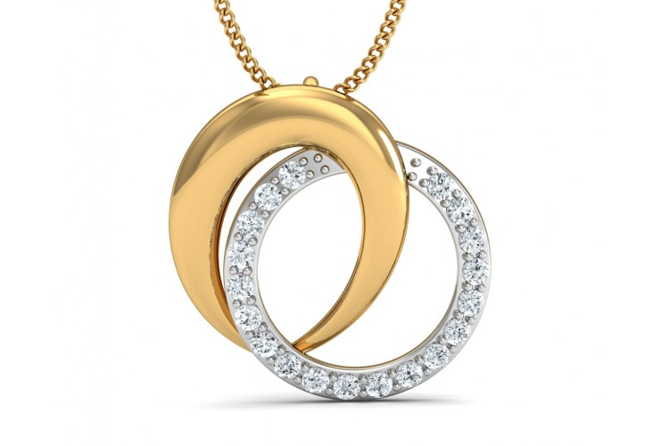 Aheli Diamond Pendant