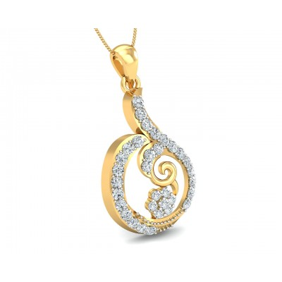Tania Diamond Pendant