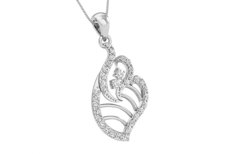 Talia diamond Pendant