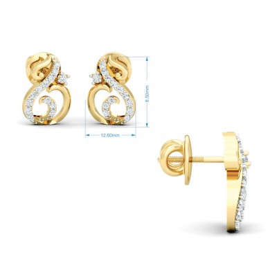 Dixa Diamond Earrings Pendant Set