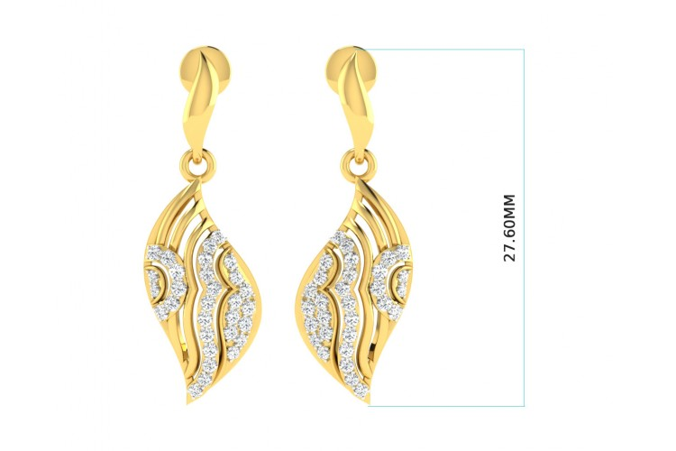 Ivanka Diamond Earrings & Pendant Set
