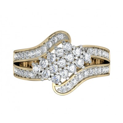 Alluring Diamond Classic Ring