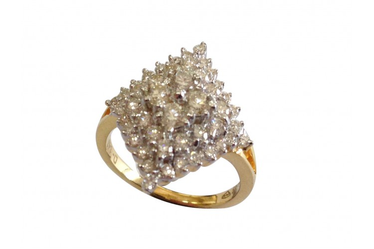 Diamond Ring for Daily wear