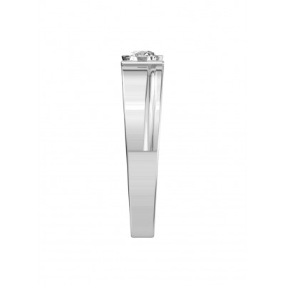 Pratap Solitaire Diamond Ring for Men