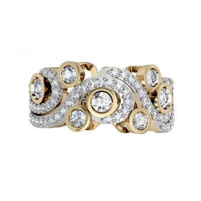 Marissa Fancy Diamond Ring