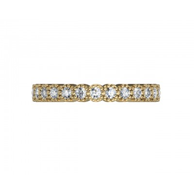 Victoria Diamond Eternity Band