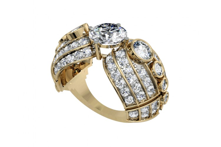 Diamond Solitaire Rings Online Shopping India