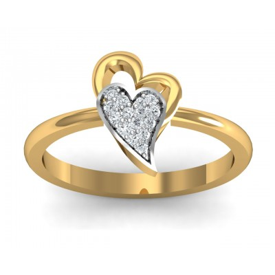 Carys Heart Ring