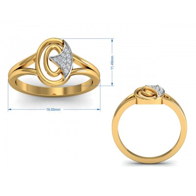 Aarya Diamond Ring
