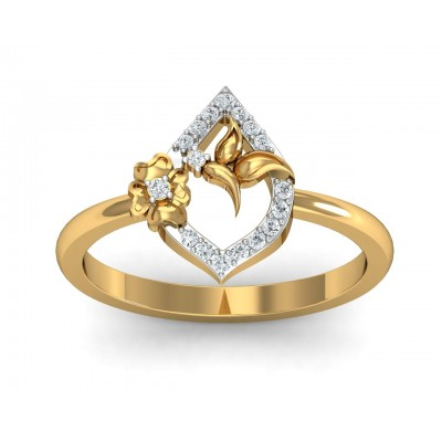 Nitya  Diamond Ring