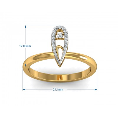 Aanshi Diamond Ring