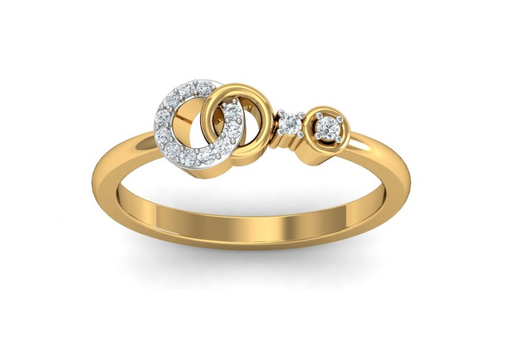 Anishi Diamond Ring
