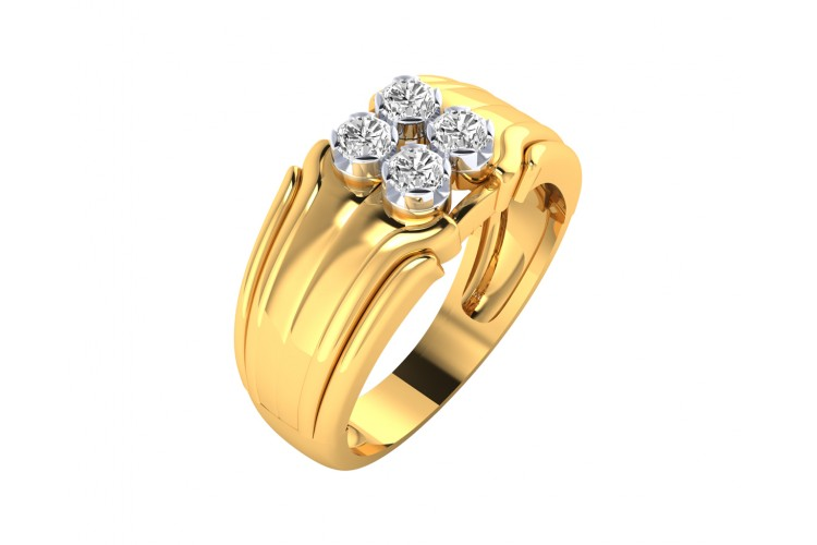 Sid Diamond Engagement ring for Men