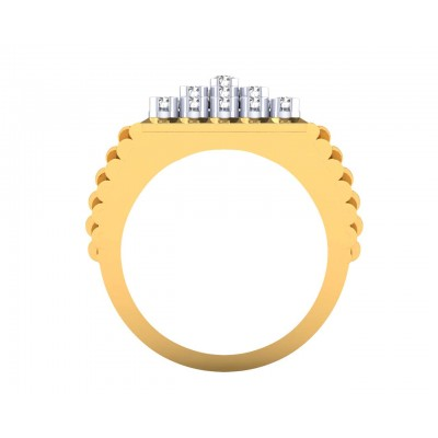 Ben diamond ring in 18k Gold