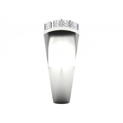 Pratt diamond ring in 18k Gold